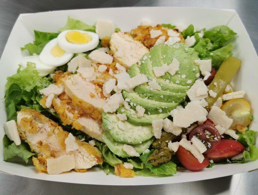 livraison salade labège
