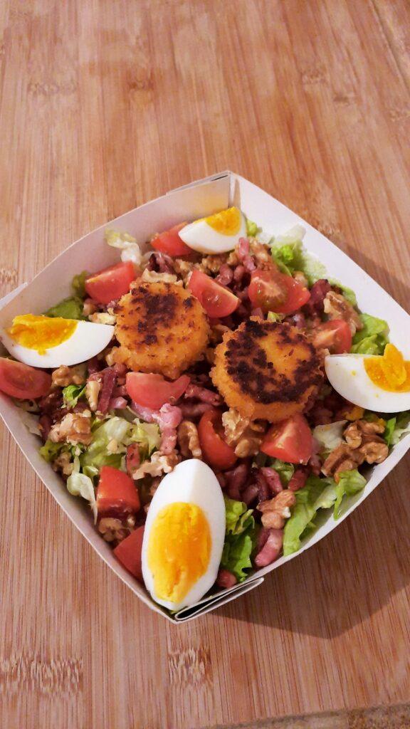 livraison de salade balma